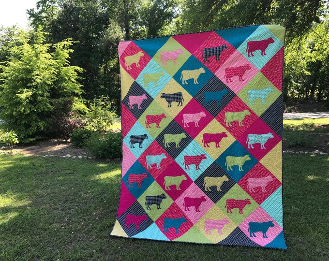Quilt Commission (Designed based on customer's request)