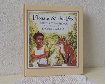 Children's Book: Flossie & the Fox, Patricia McKissack, Hardcover, 1986.  First Edition.