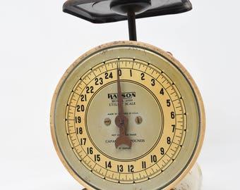 Vintage Hanson Utility Scale