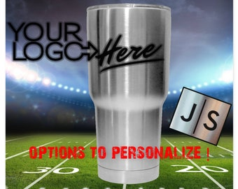 YETI or RTIC Engraved Tumbler/Carolina/Panthers/Carolina Panthers/Panthers Tumbler/Panthers Cup/Football/Father's Day Gift/Gift For Dad