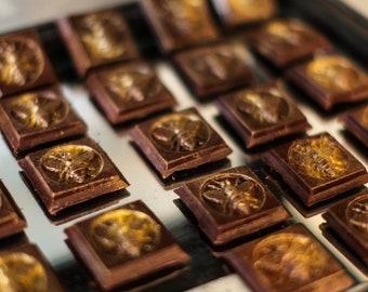 Savannah Honey Chocolate Bar