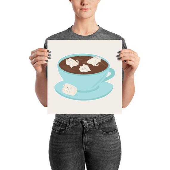 Marshmeowlows Poster