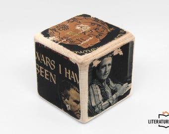 Writer's Block: Gertrude Stein