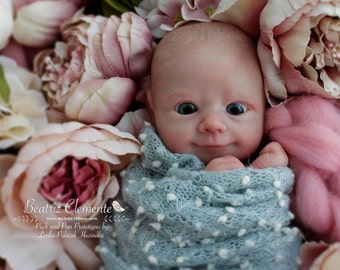Pan Reborn Elf Doll kit by Lenka Polacek Hucinova >>kit only<< >>unpainted<<
