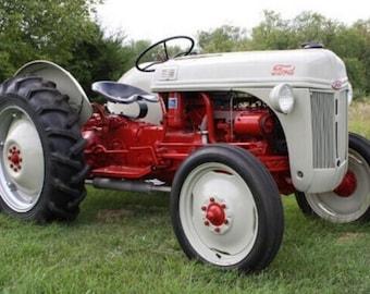 Ford Tractor  Repair Manual 9n 8n 2n Download