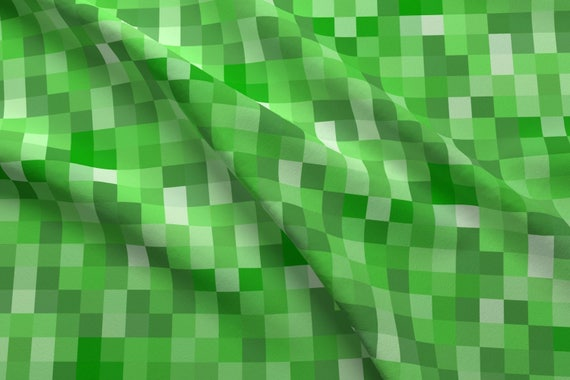 Green pixels fabric pixel party green by willowlanetextiles green pixels fabric pixel party green by willowlanetextiles green pixels cotton fabric by the yard with spoonflower from spoonflower on etsy studio voltagebd Images