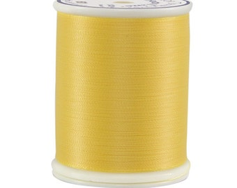 601 Yellow - Bottom Line 1,420 yd spool by Superior Threads