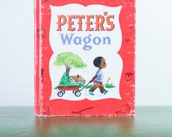 Peter's Wagon Children's Book