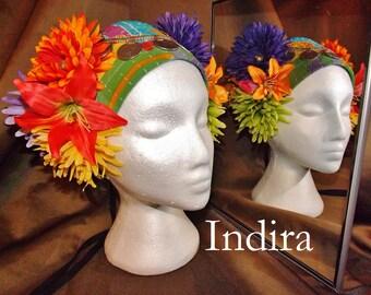 ATS Tribal Fusion Belly Dance Headpiece, Indira