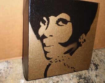 Diana Ross (little gold)