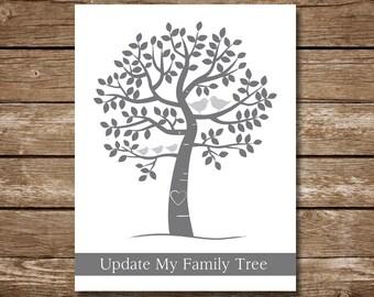 Update My Family Tree