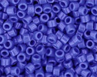 5g Toho 11/0 Treasure Cylinder Seeds Beads Opaque Navy Blue TT-01-48 Cylinder Rocailles Dark Blue