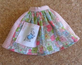 BLYTHE Rock--Peter Rabbit aufgesetzte Tasche Rock-