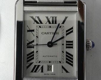 Cartier -  Tank Francaise XL
