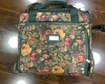Floral Travel Bag