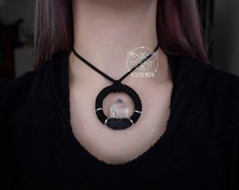 Völva Crystal Necklace