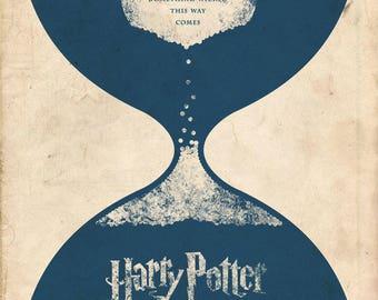 Harry Potter And The Prisoner Of Azkaban Print With Free Alternative Azkaban Print