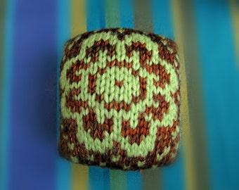 Knitted Pincushion