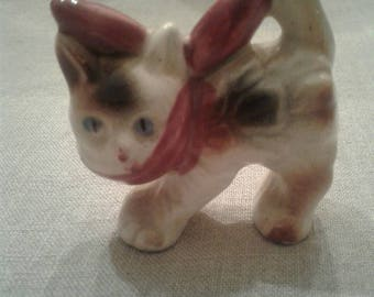 Vintage collectible cat figurine*cat lovers