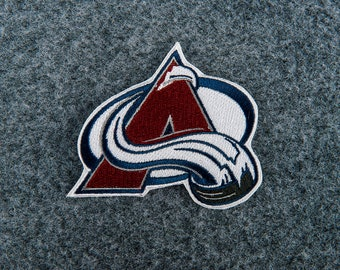 Colorado Avalanche NHL Patch