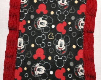 DISNEY Mickey Mouse Baby Blanket