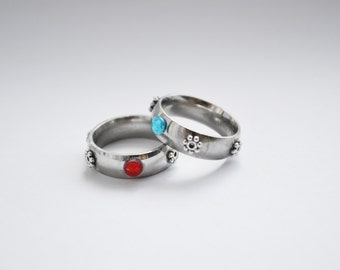 Sophie and Howl - Howls Moving Castle Rings - COSPLAY