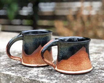 Stoneware coffee/whiskey/tea mug (the shorter one is available)