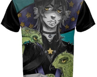 Star witch boy T-shirt