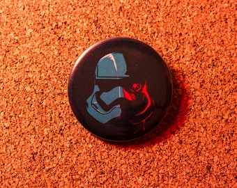 2.25 inch Stormtrooper Pin-back Button