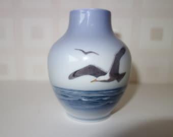 Royal Copenhagen Seagull vase 1969-1974