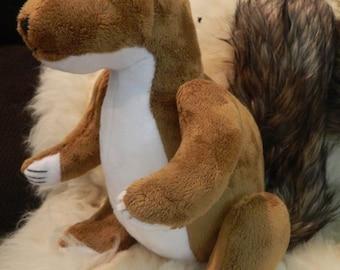 Plush Squirrels!