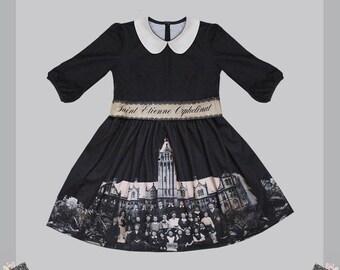 Gothic Lolita Dress · Saint Etienne Orphelinat by Violet Fane