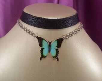 Butterfly Dreamz choker