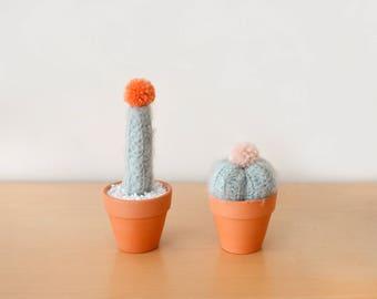 Fuzzy Cacti Duo