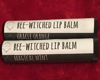 Bee-Witched Lip Balm