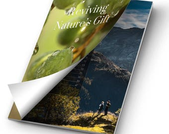 Reviving Nature's Gift—A Beautiful Photobook about the Soapberry and Tree To Tub | 1st Ever E-Book on Soap Nuts