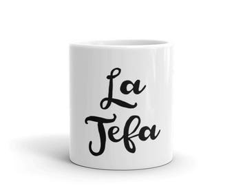 La Jefa, Girl Boss Mug
