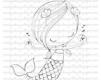 Mermaid Kisses
