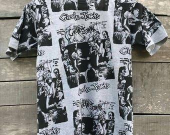 Vintage circle jerks 90s shirt