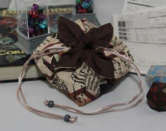 Firefly - Serenity - Lotus Petal Dice Bag
