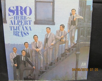 Herb Alpert Tijuana Brass SRO - A&M Records