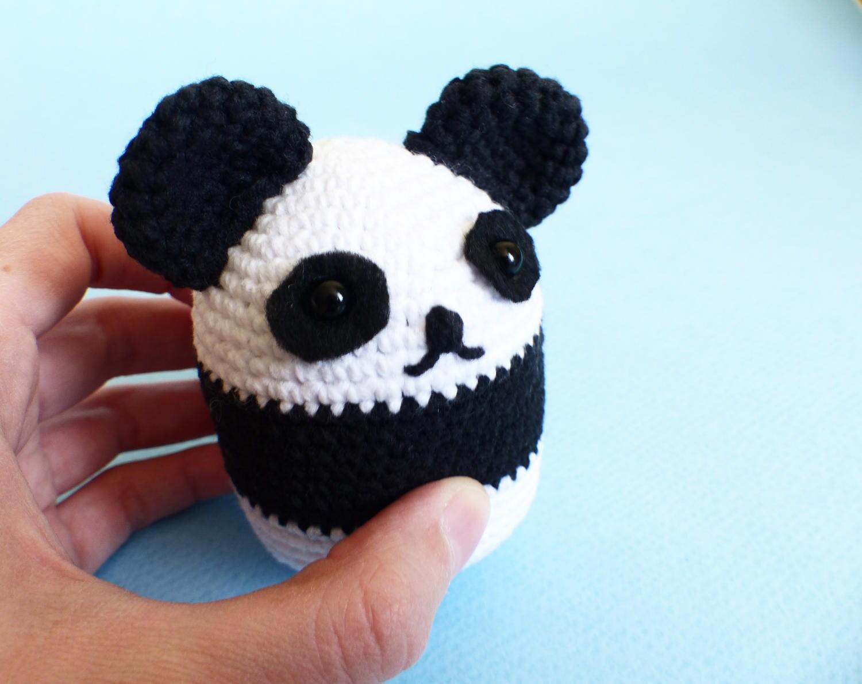 Amigurumi Oso Panda Patron : Crochet pattern amigurumi panda crochet panda pattern panda