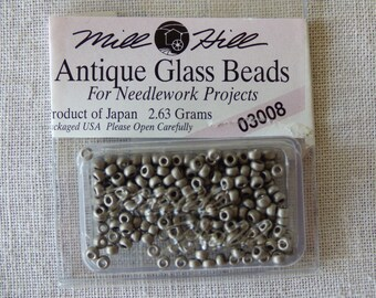 Mill Hill Glass Beads 03008 Antique bead