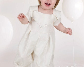 Boys Christening outfit, Thomas by Okika