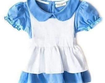 Alice Inspired Shirt/Playground Princess