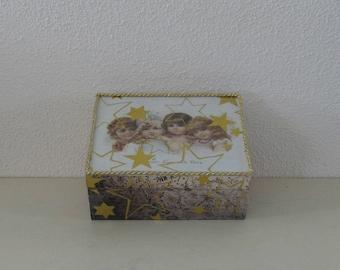 Wooden box dream