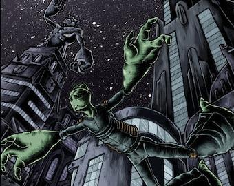 NOVO volume 5 - CYCLES - 136 page comic - graphic novel