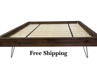 Fresh Low Profile Bed Frame Exterior