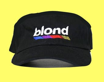 Blond Dad Hat blond cap hat Frank Ocean channel orange