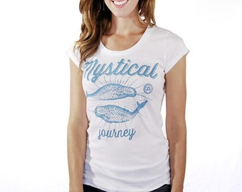 MYSTICAL JOURNEY NARWHAL
